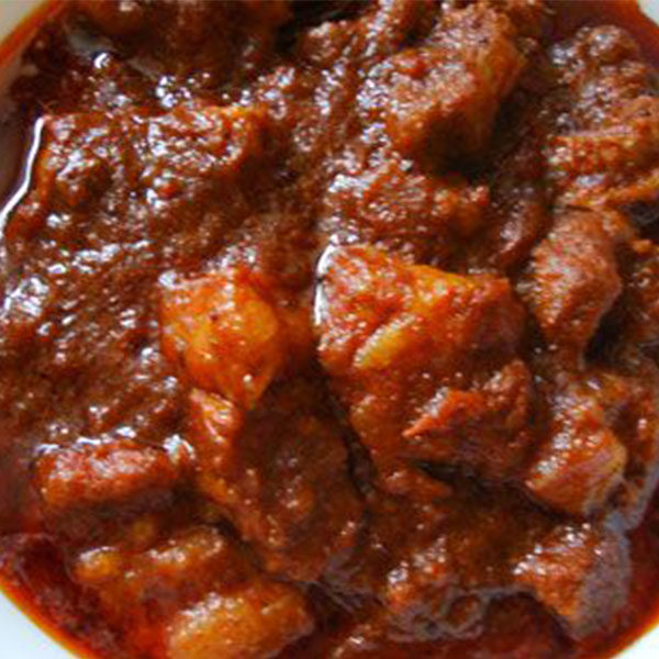 Vindaloo Pork Boneless With Skin