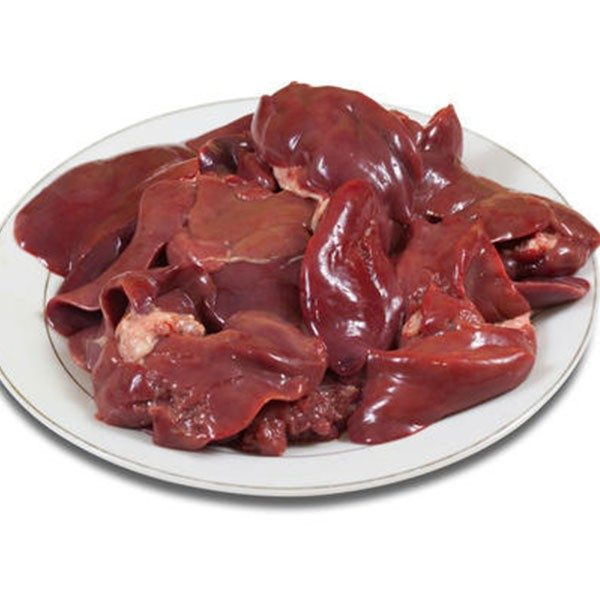 Chicken Liver Cleaned
